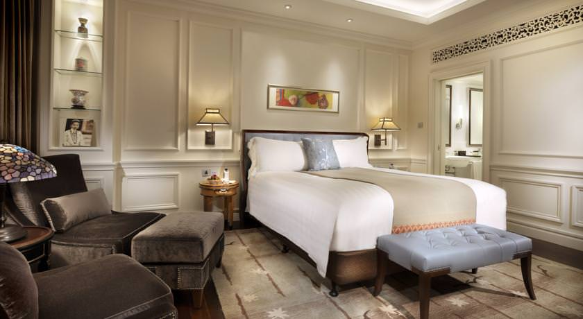 Ultimate List of the Best Luxury Hotels in Singapore 12