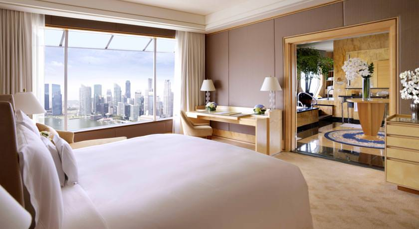 Ultimate List of the Best Luxury Hotels in Singapore 6