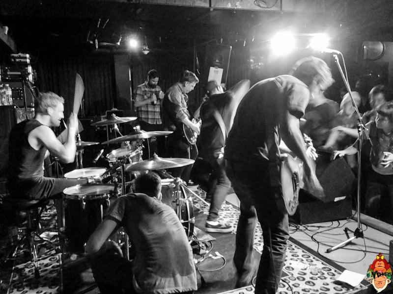 7 concert venues in Vancouver, Canada. Carpenter at the Media Club
