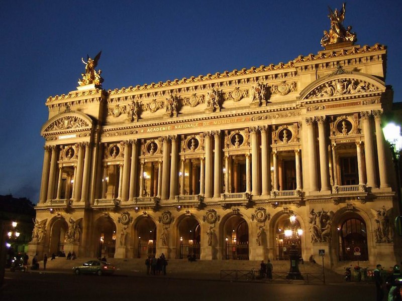 7 things to do in Paris, France Opera and dinner