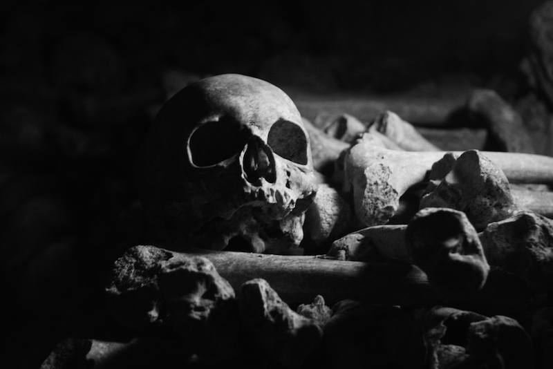 7 things to do in Paris, France - Explore the Catacombs
