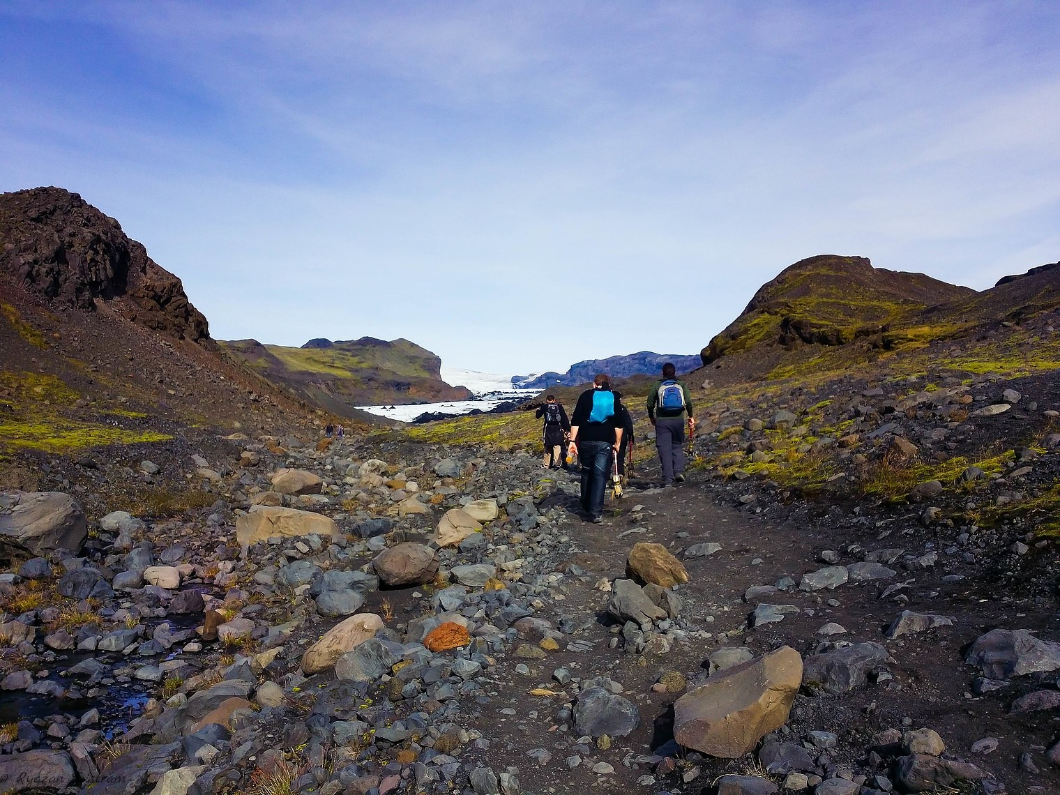 The Epic Solheim Glacier Trek in South Iceland