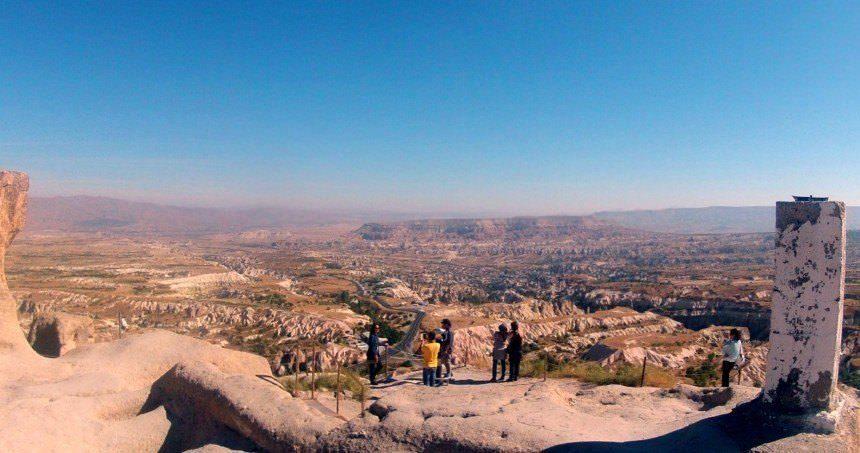 Attractions in Cappadocia