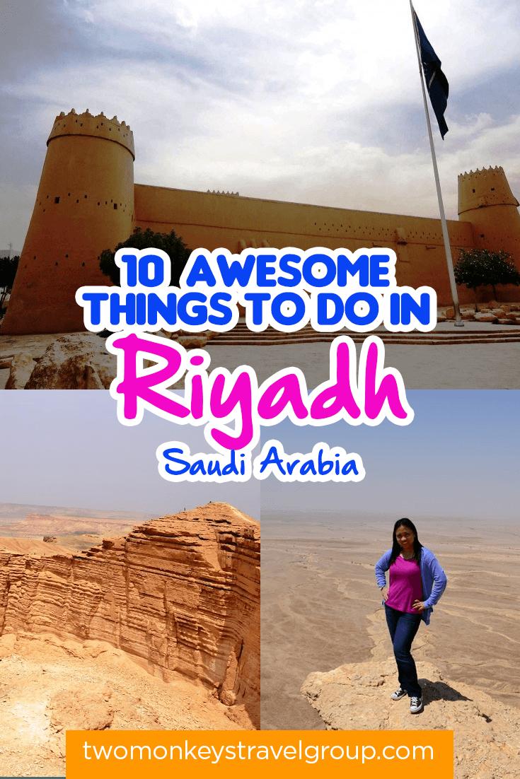 10 Awesome Things to Do in Riyadh, Saudi Arabia