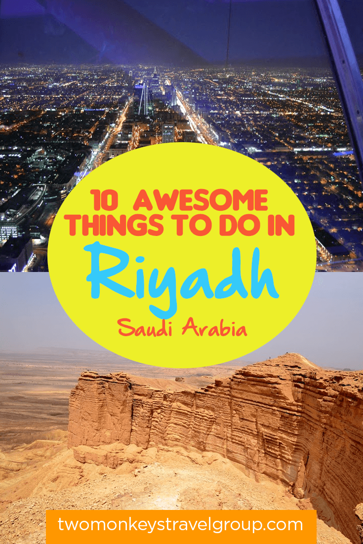 Riyadh, Saudi Arabia - 10 Awesome Things to Do