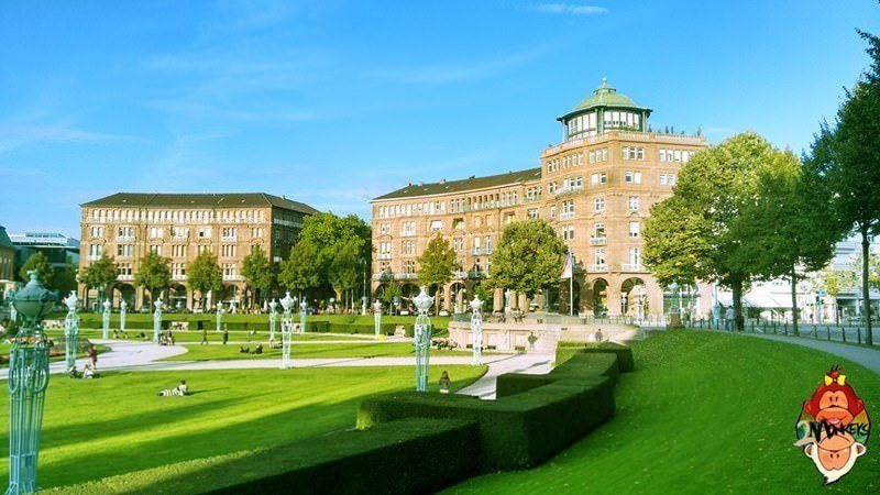 7 Awesome Things To Do in Mannheim, Germany 1