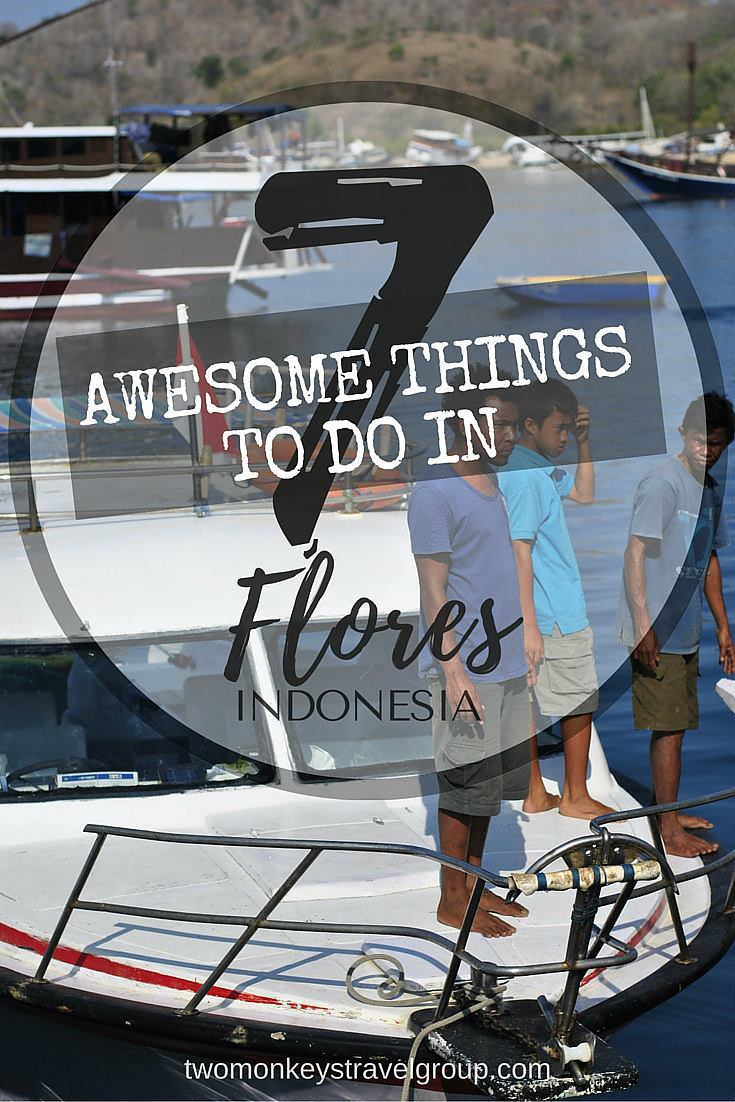 7 Awesome Things to Do in Flores, Indonesia