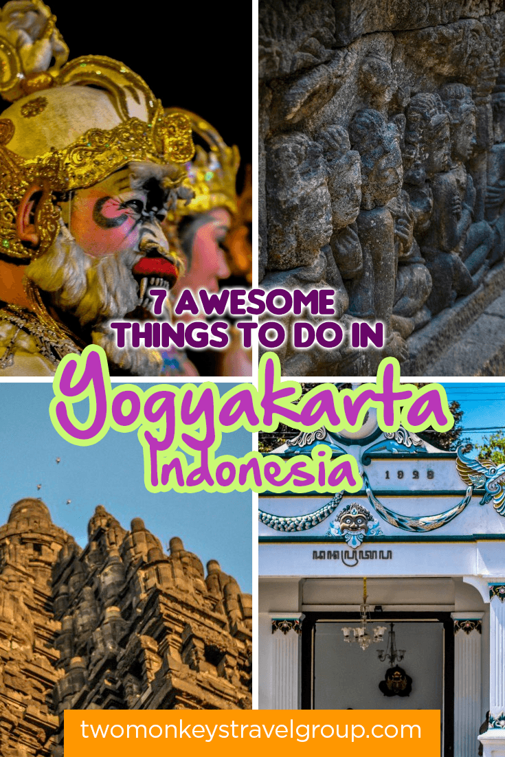 7 Awesome Things to Do in Yogyakarta, Indonesia