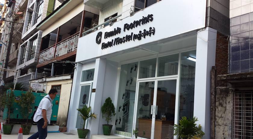 Best Hostel in Myanmar