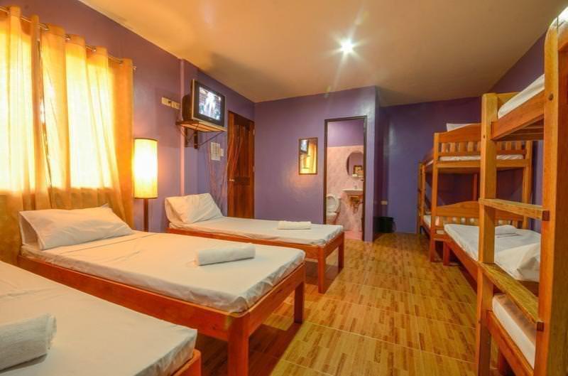 Butterfly Totem Guesthouse - Best Hostels in Palawan