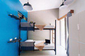 Spin Designer Hostel in Palawan