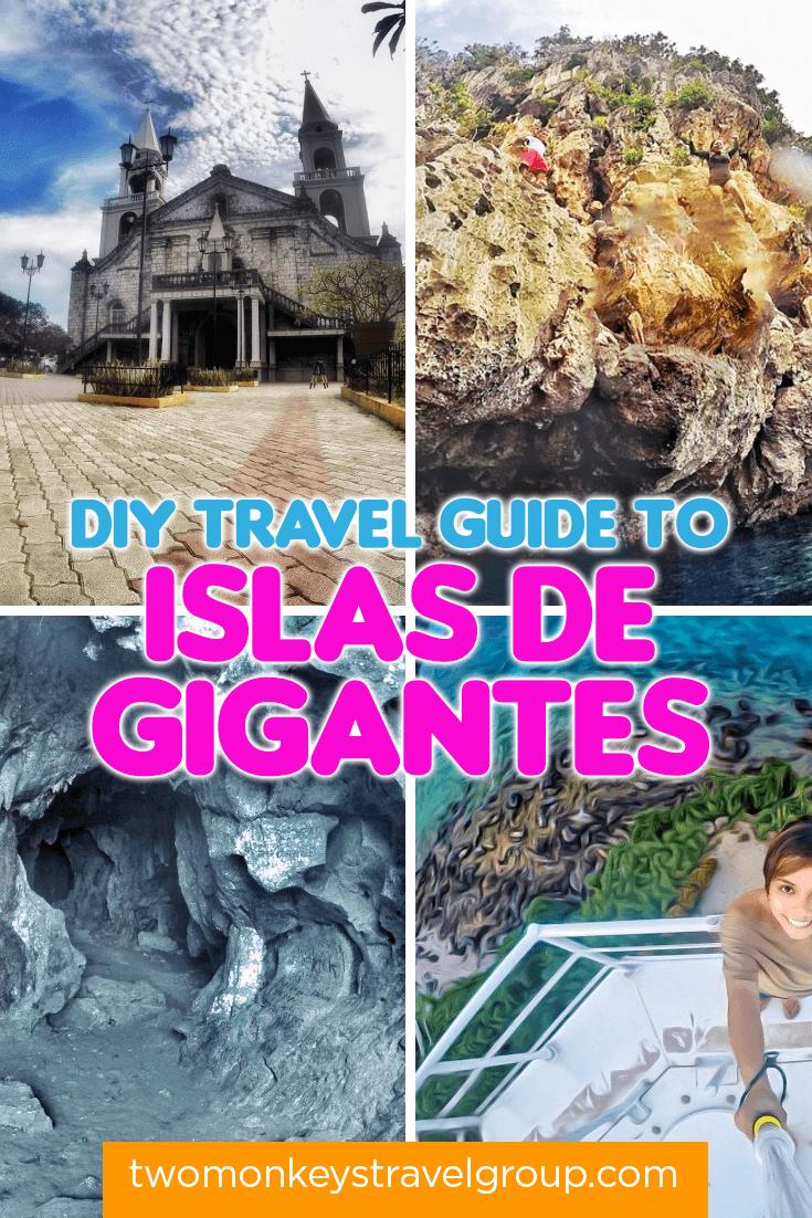 DIY Travel Guide to Islas De Gigantes