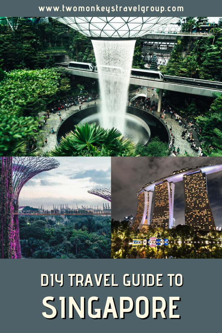 DIY Travel Guide to Singapore [With Suggested Tours]