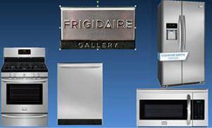 Frigidaire Kitchen Suite