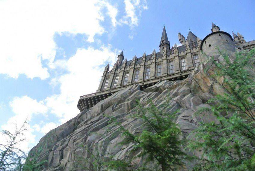 Harry Potter Museum in USJ (Osaka)