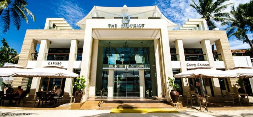 Luxury Hotel Review- The District Boracay, Philippines 2