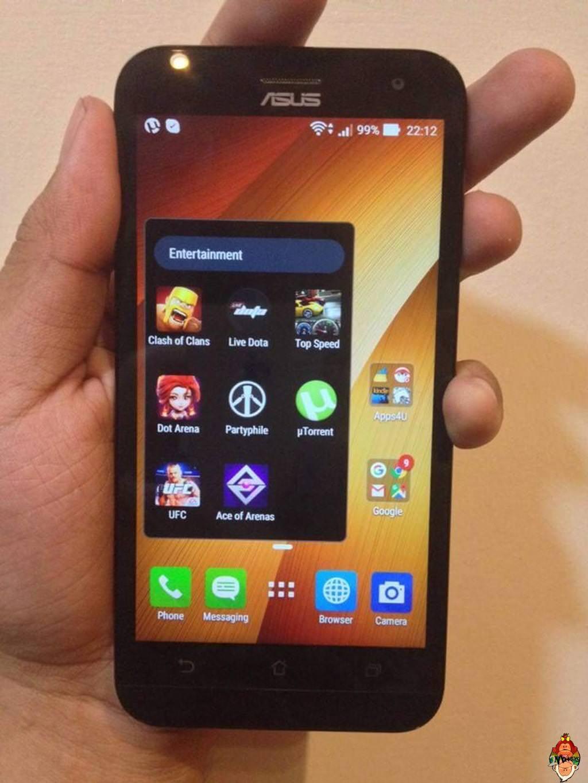 Travel Gadget Review: Asus Zenfone 2 Laser 5.0