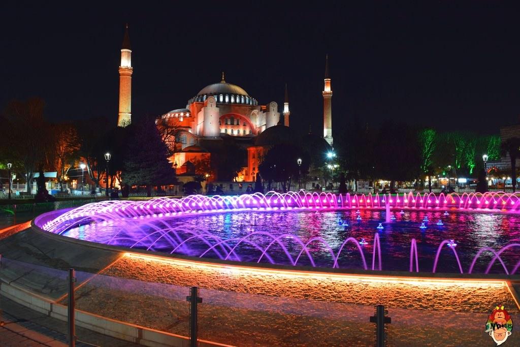 Two Monkeys Travel - Istanbul 13