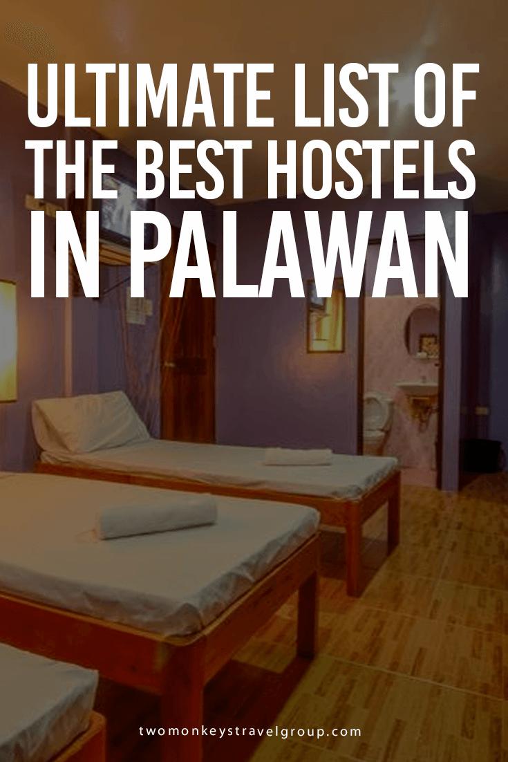 Ultimate List of The Best Hostels in Palawan