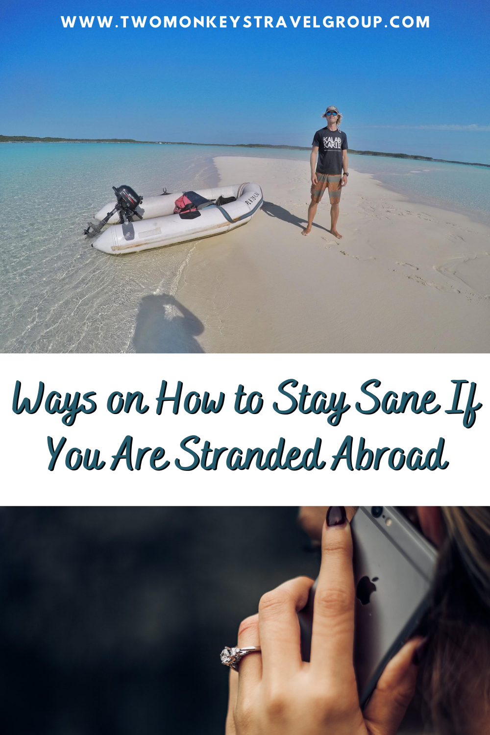 5 Ways on How to Stay Sane If You Are Stranded Abroad