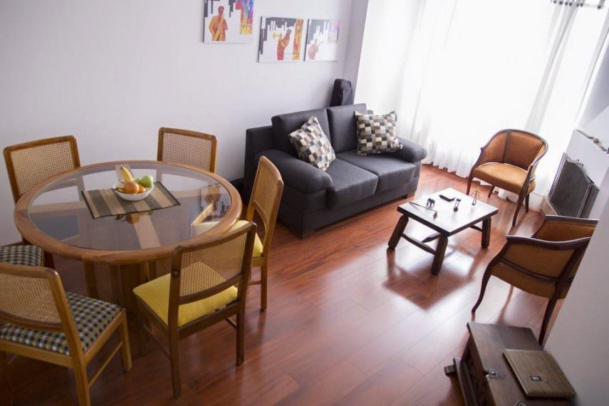 Our Fully Furnished Apartment in Bogota, Colombia