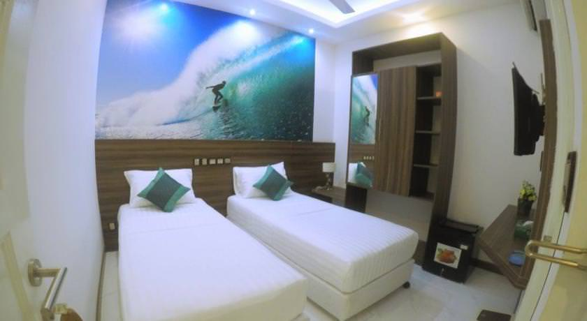 Budget Hotels in The Maldives