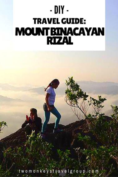 DIY Travel Guide: Mount Binacayan, Rizal