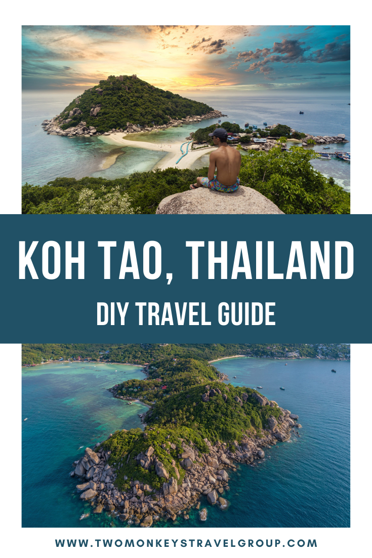 DIY Travel Guide to Koh Tao, Thailand [With Suggested Tours]