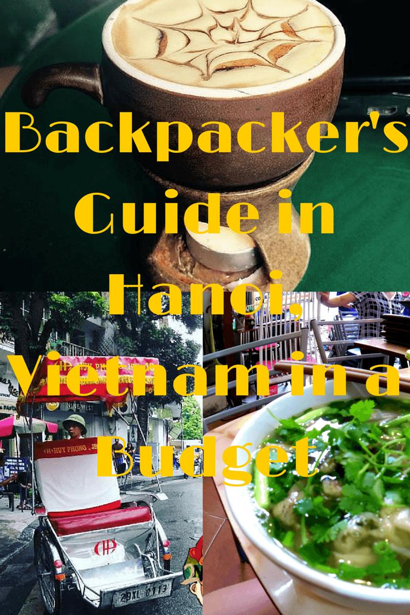 FIRSTIMER'S Guide Hanoi City, Vietnam