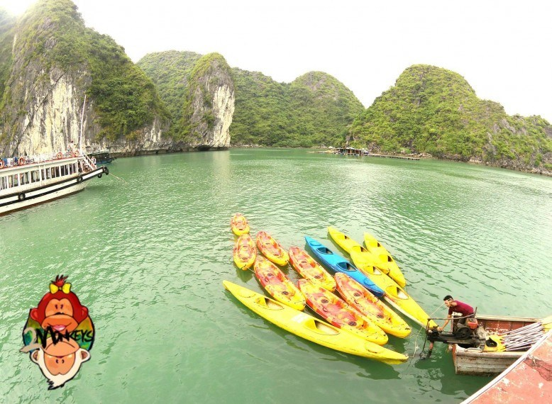 Ha Long Bay – Castaway Island Review 13