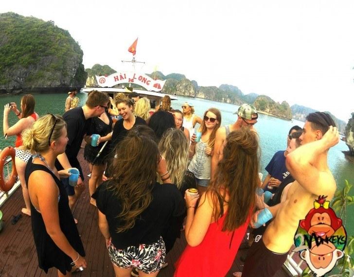 Ha Long Bay – Castaway Island Review 21