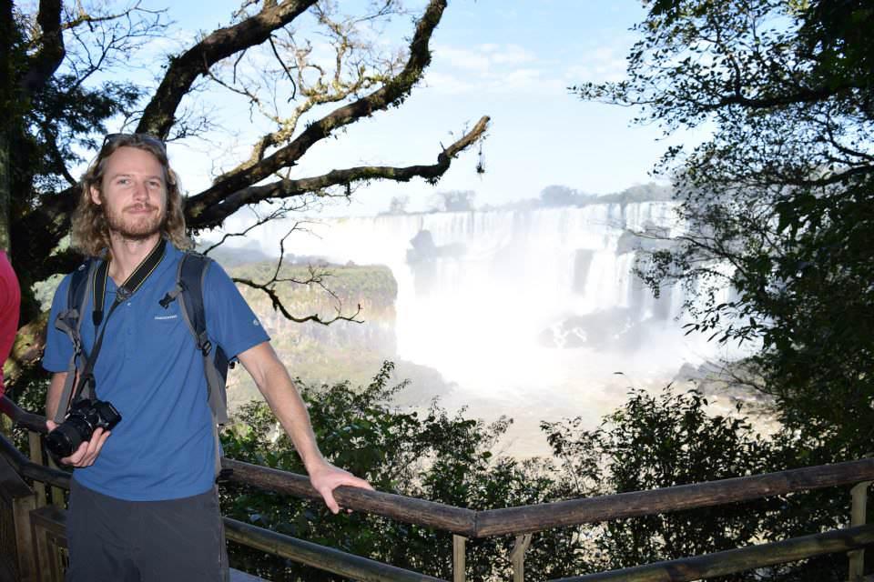 Iguassu Falls Argentina Side