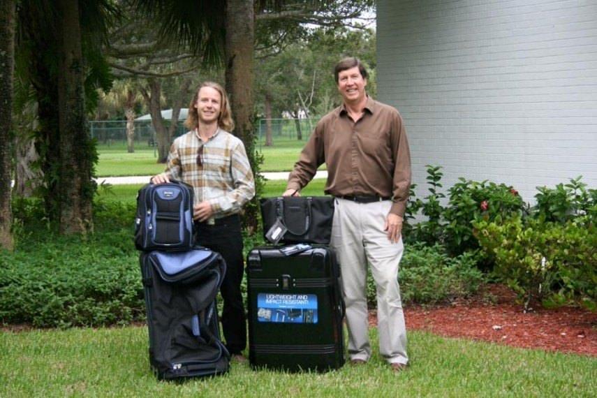New Luggage Sponsor - Travel Pro International