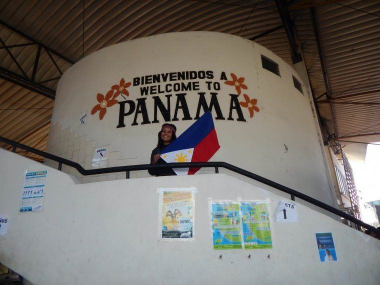 Panama, Crossing borders in Central America