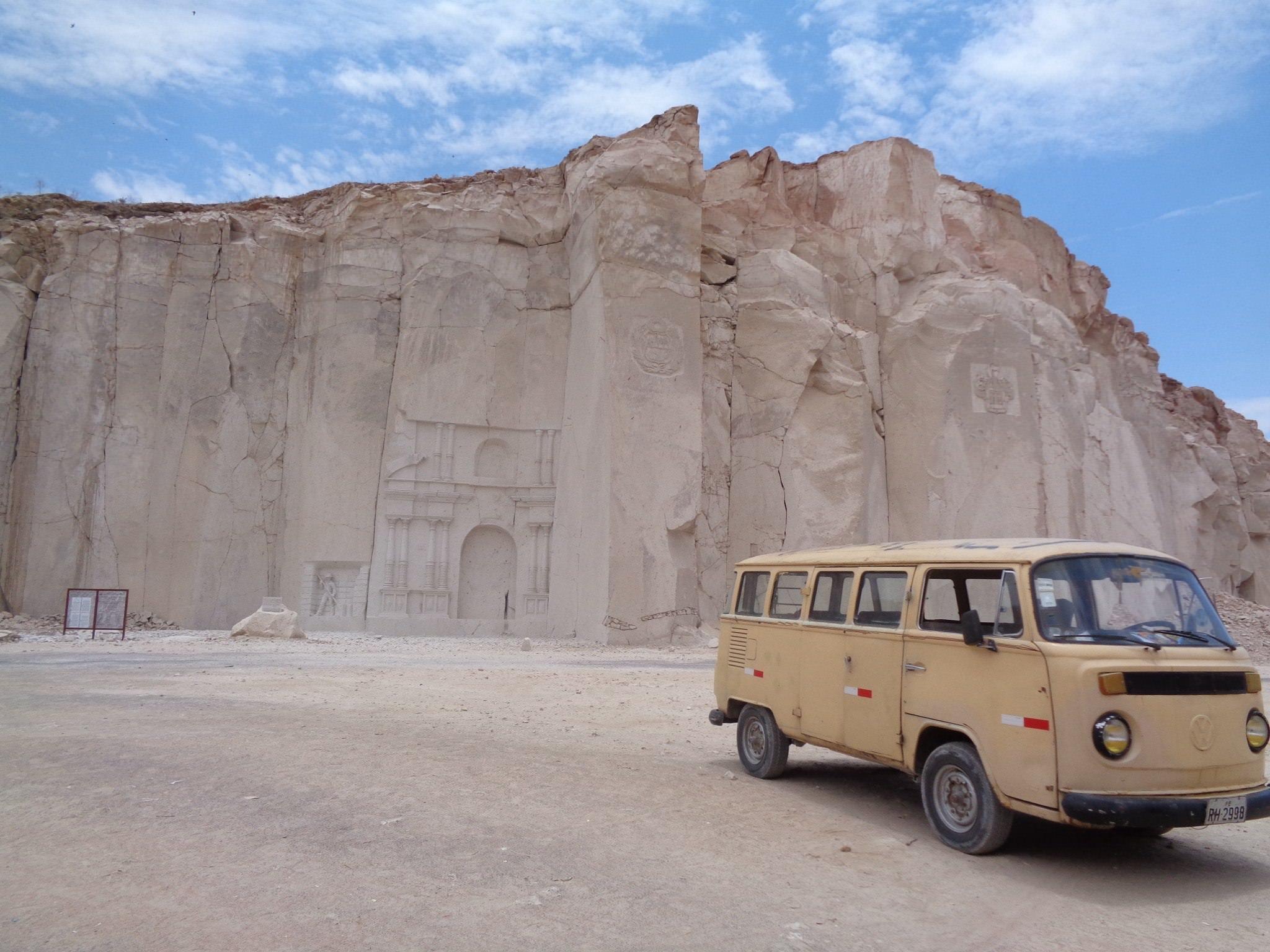 Ruta de Sillar, Arequipa Peru