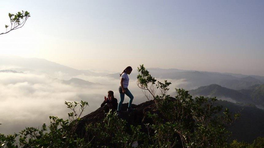 Mount Binacayan, Rizal: An Escape to Stress