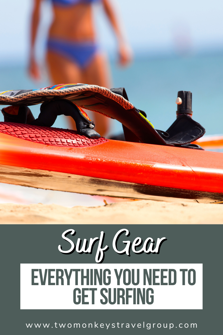 Surf Gear Everything you need to get Surfing4