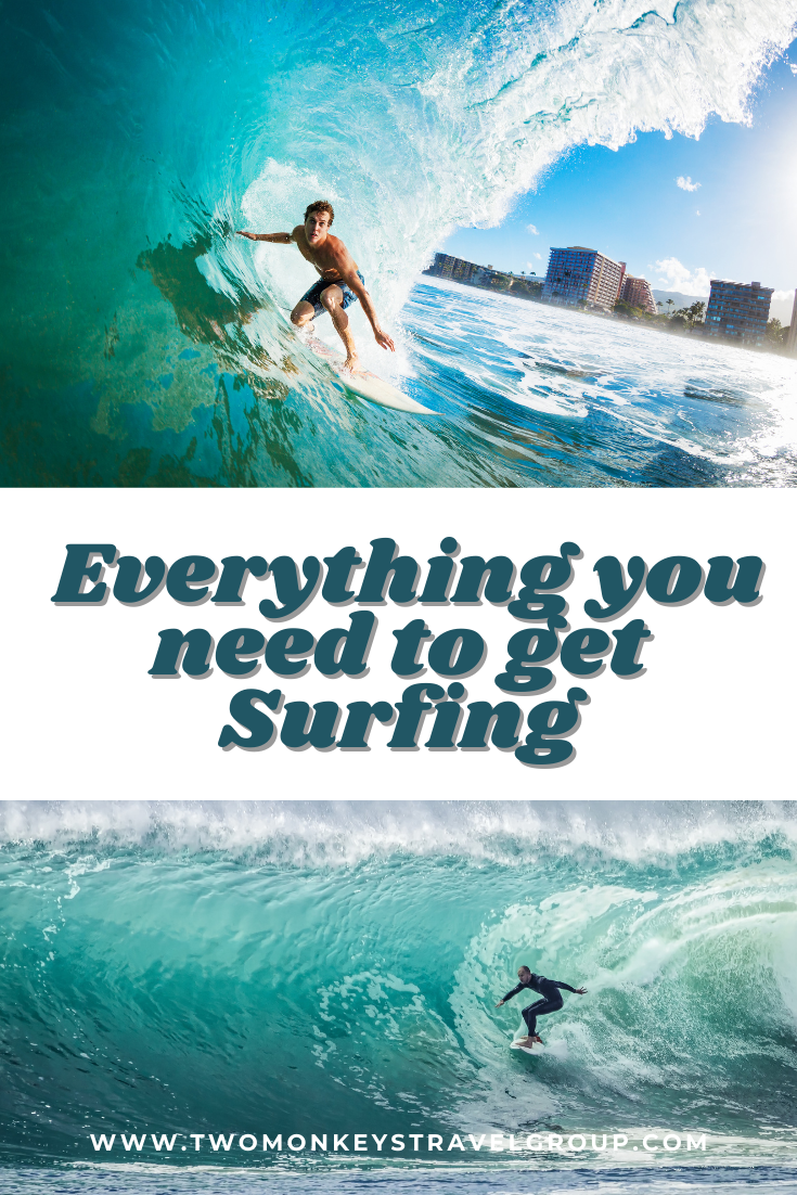 Surf Gear Everything you need to get Surfing5