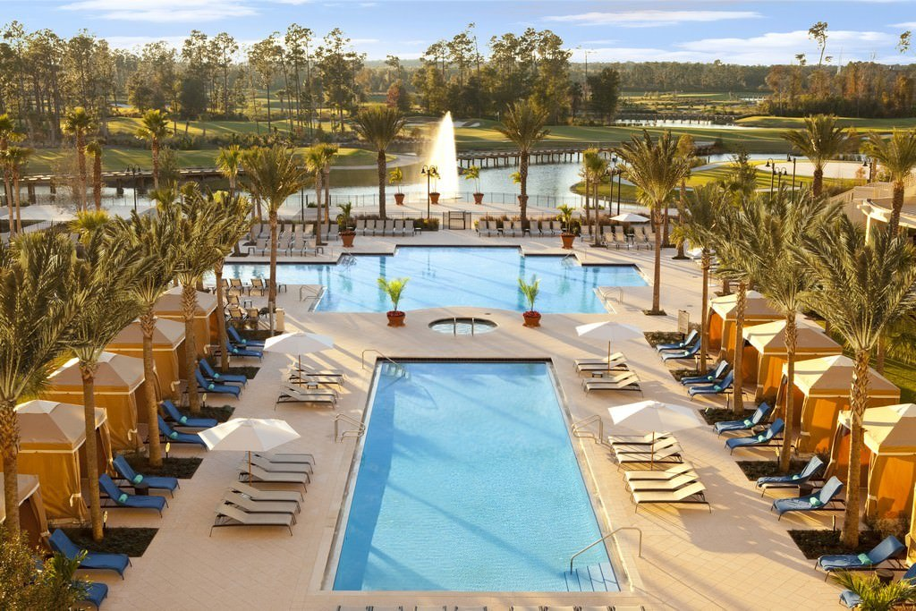 Two Monkeys Travel - Waldorf Astoria Orlando