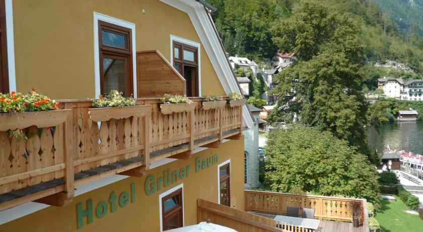 Ultimate List of Best Luxury Hotels in Austria 15-Grüner