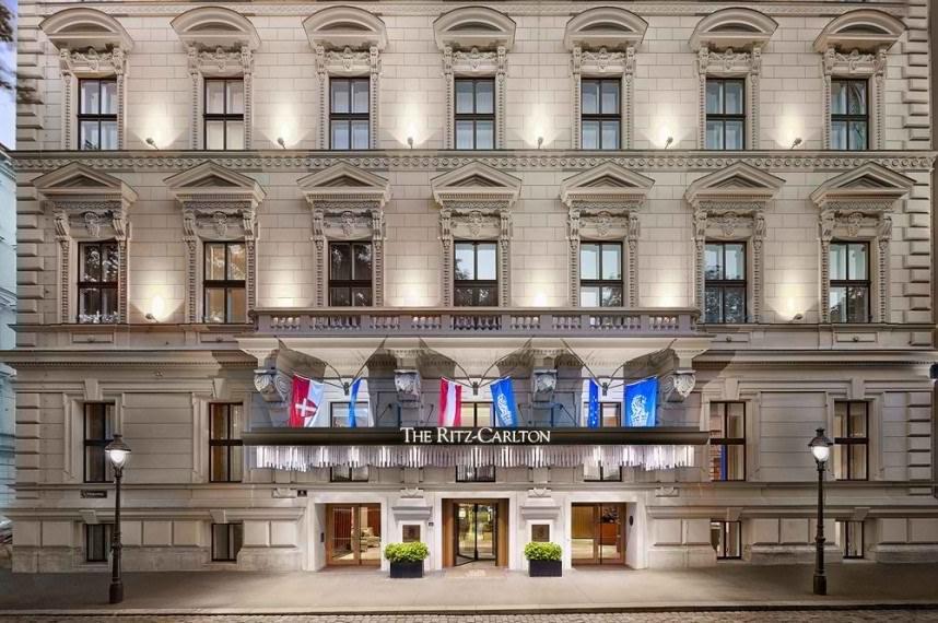 Ultimate List of Best Luxury Hotels in Austria 3-Ritz Carlton