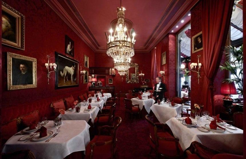 Ultimate List of Best Luxury Hotels in Austria 4-Sacher