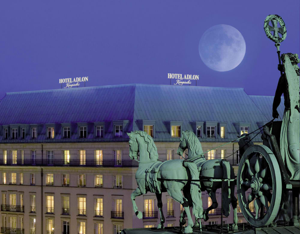 Ultimate List of Best Luxury Hotels in Germany 4-adlon