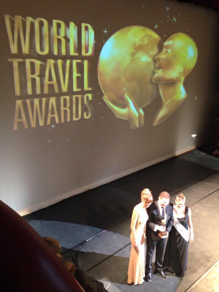 World Travel Awards in Bogota, Colombia