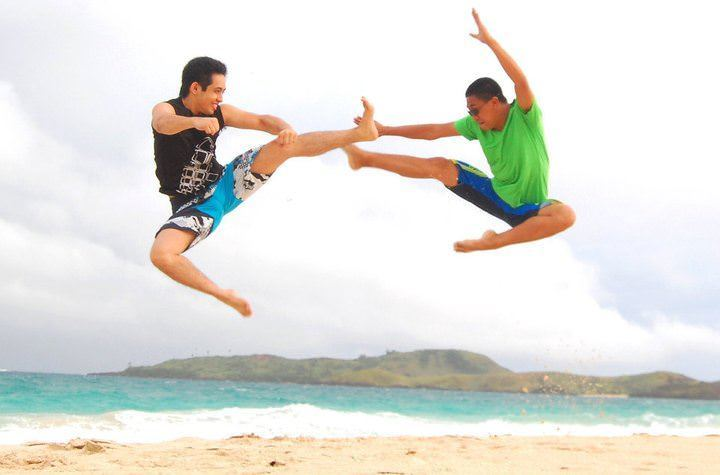 awesome things to do when stranded in an island calaguas 4