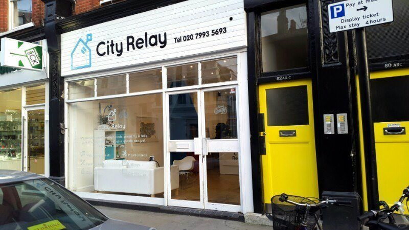 LONDON APARTMENTS FG PROPERTIES AND CITY RELAY 2