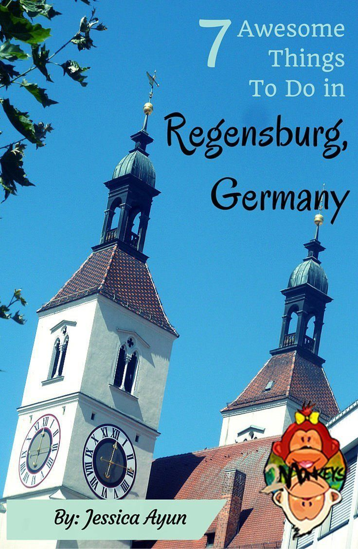7 Awesome Things To Do in Regensburg Pinterest