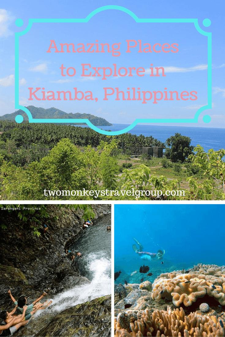 Amazing Plaaces to Explore in Kiamba, Philippines