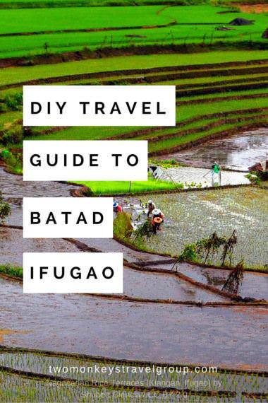 DIY Travel Guide to Batad, Ifugao