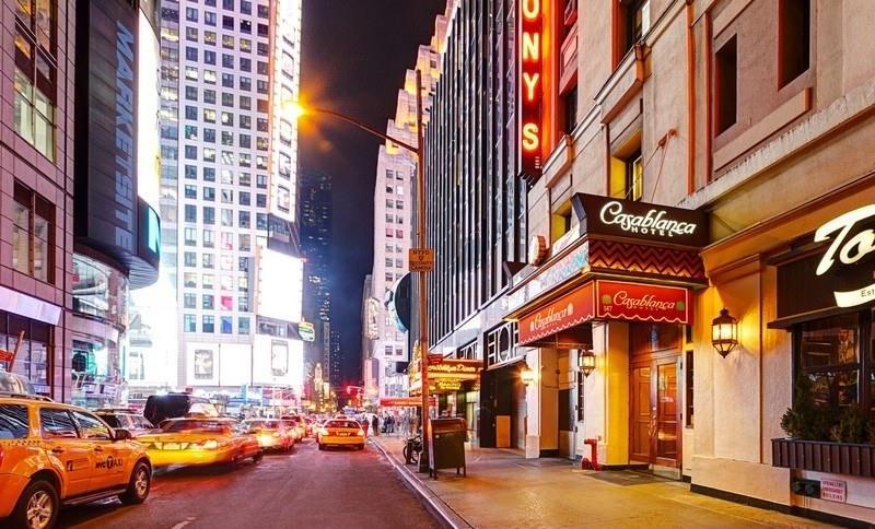 Hotel Casablanca New York